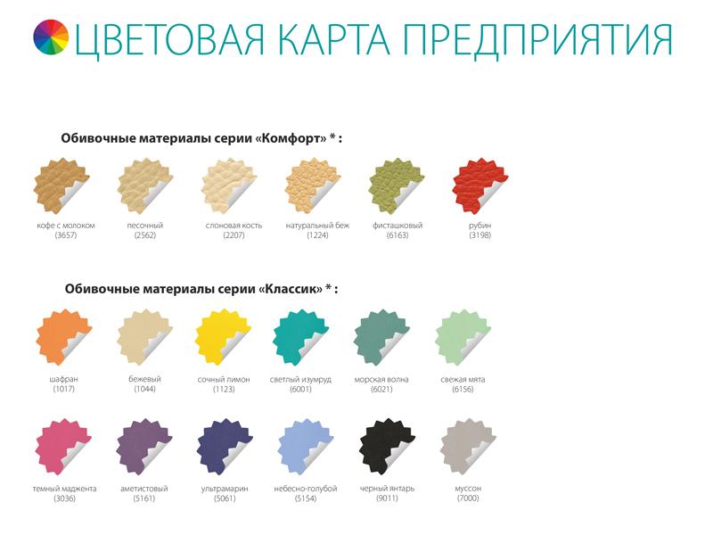 Кресло гинекологическое КГМ-1 цвета