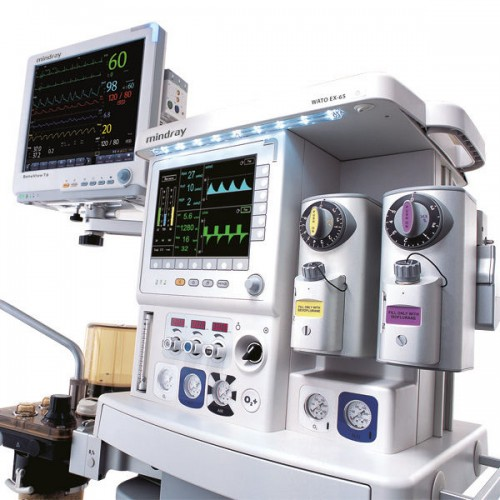 Наркозно-дыхательный аппарат WATO EX-65