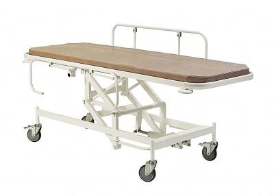 Тележка для перевозки больных с подъемной панелью  ТПБв-01-МСК