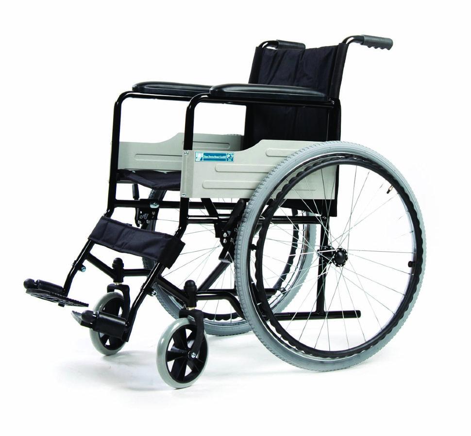 Кресло-коляска инвалидная (LY-250-100)