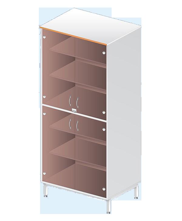 Шкаф для лабораторной посуды ЛАБ-800 ШП