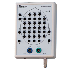 Комплекс аппаратно-программный электроэнцефалографический Мицар-ЭЭГ-202-1