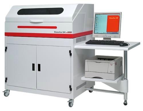Анализатор биохимический автоматический HumaStar 300