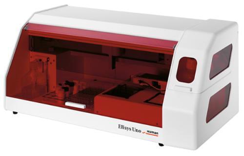 Анализатор иммуноферментный автоматический ELISYS Uno