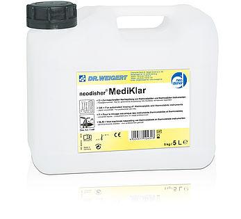 Жидкое рН-нейтральное ополаскивающее средство Neodisher® mediKlar (Неодишер МедиКлар)