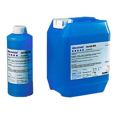 Готовый раствор для очистки и дезинфекции стоматологических инструментов Deconex® dental BB (Деконекс Дентал ВВ)