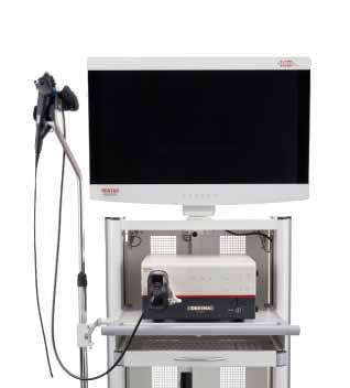 Видеоэндоскопическая система Pentax EPK-3000