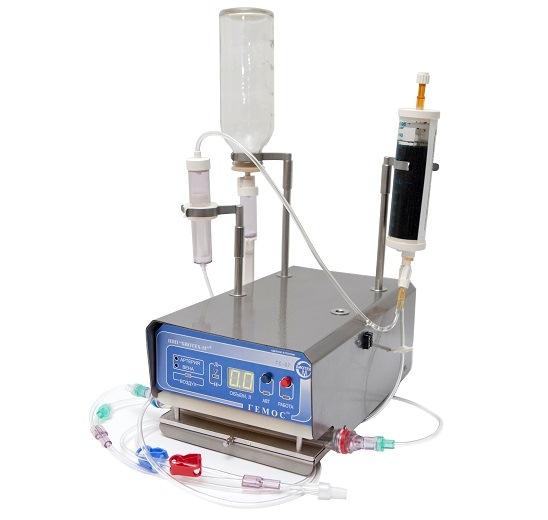 Аппарат для гемосорбции Гемос-ГС