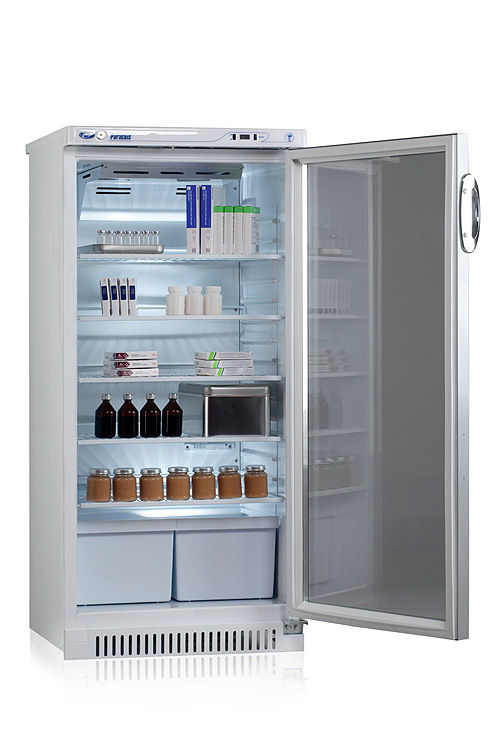 Холодильник фармацевтический ХФ-250-1