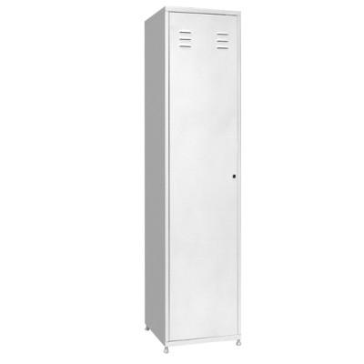 Шкаф для одежды металлический на регулируемых опорах