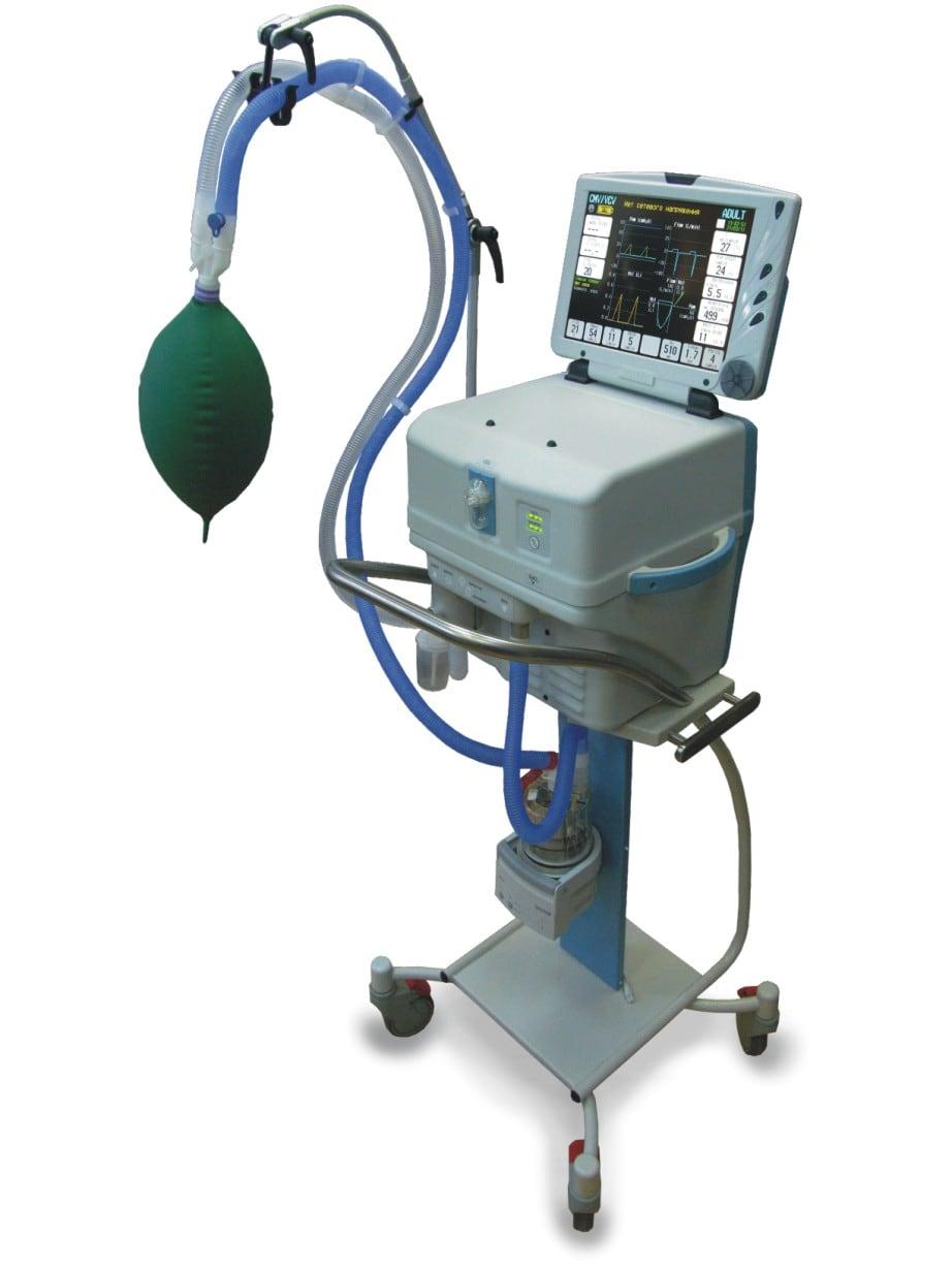 Аппарат искусственной вентиляции легких МВ200