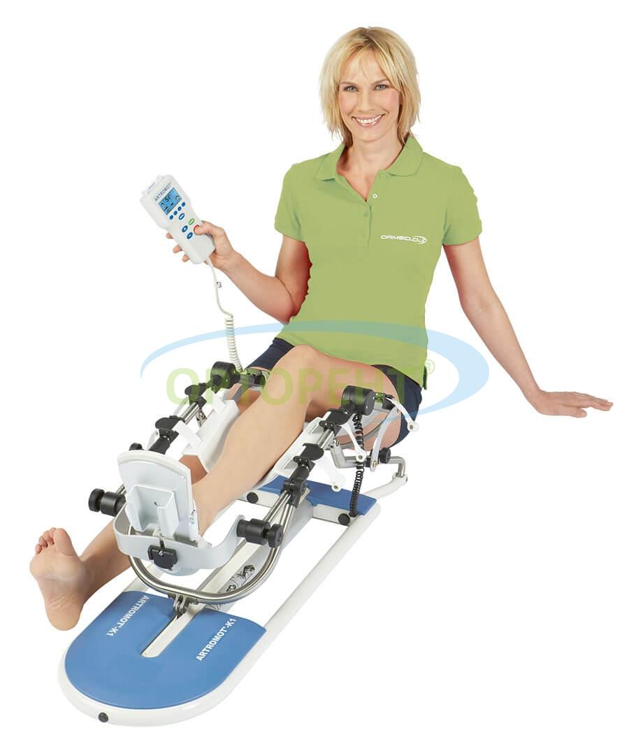 ARTROMOT K1 для коленного и тазобедренного суставов