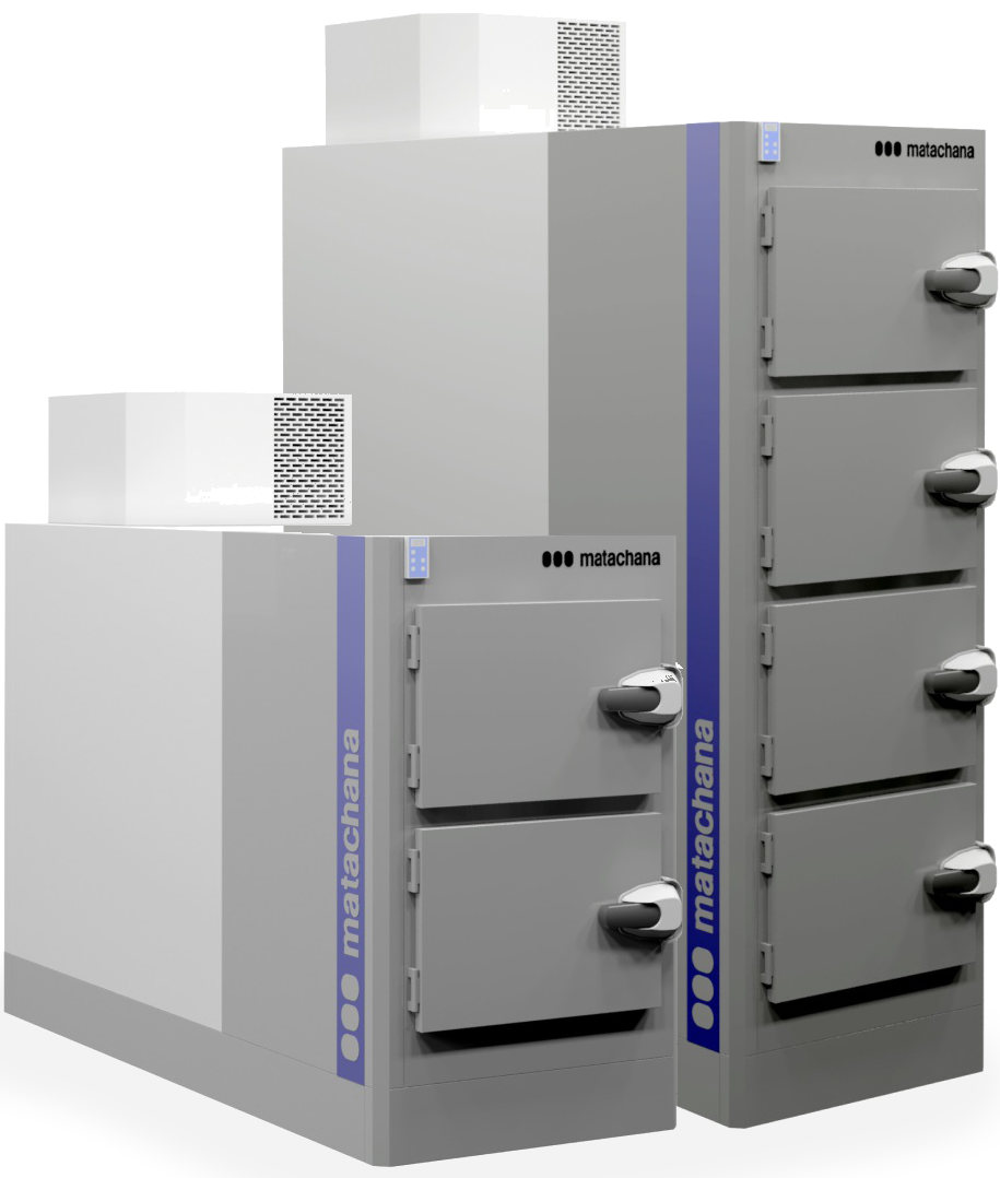 Холодильные камеры для трупов