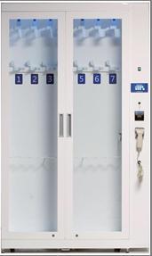 Шкаф для сушки и хранения гибких эндоскопов ENDOCAB PLUS