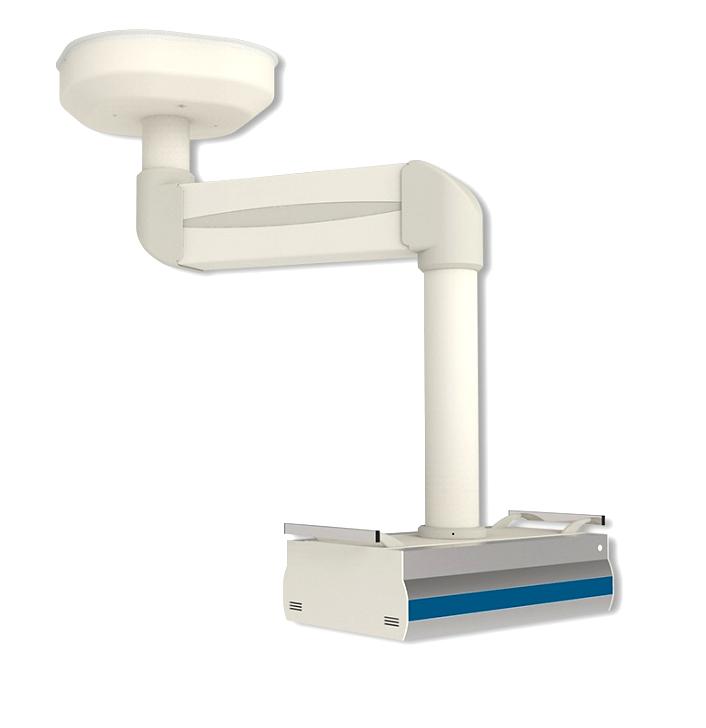 Консоль для распределения медицинских газов и электропитания, потолочная