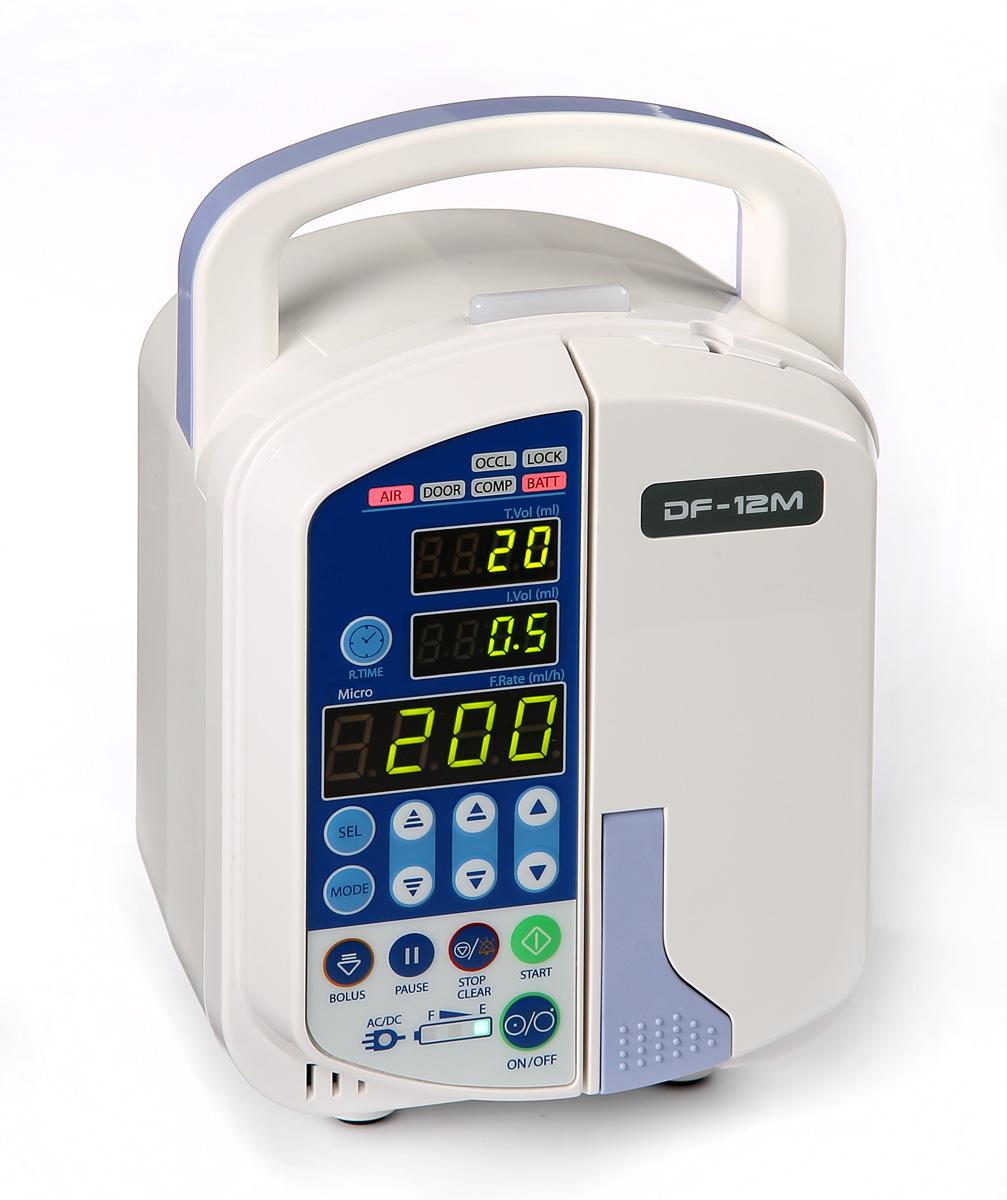 Волюметрический инфузионный насос AITECS DF-12M