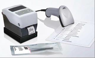 Система сканирования штрих-кодов и печати этикеток VeriDoc