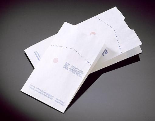 Бумажные пакеты со складками Steriking для паровой стерилизации