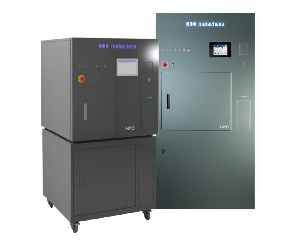 Стерилизатор низкотемпературный плазменный (пероксидоводородный) серии 50HPO и 130HPO Matachana