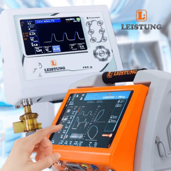 Прошла регистрация аппарата искусственной вентиляции лёгких в вариантах исполнения PR4-g, PR4-g TOUCH