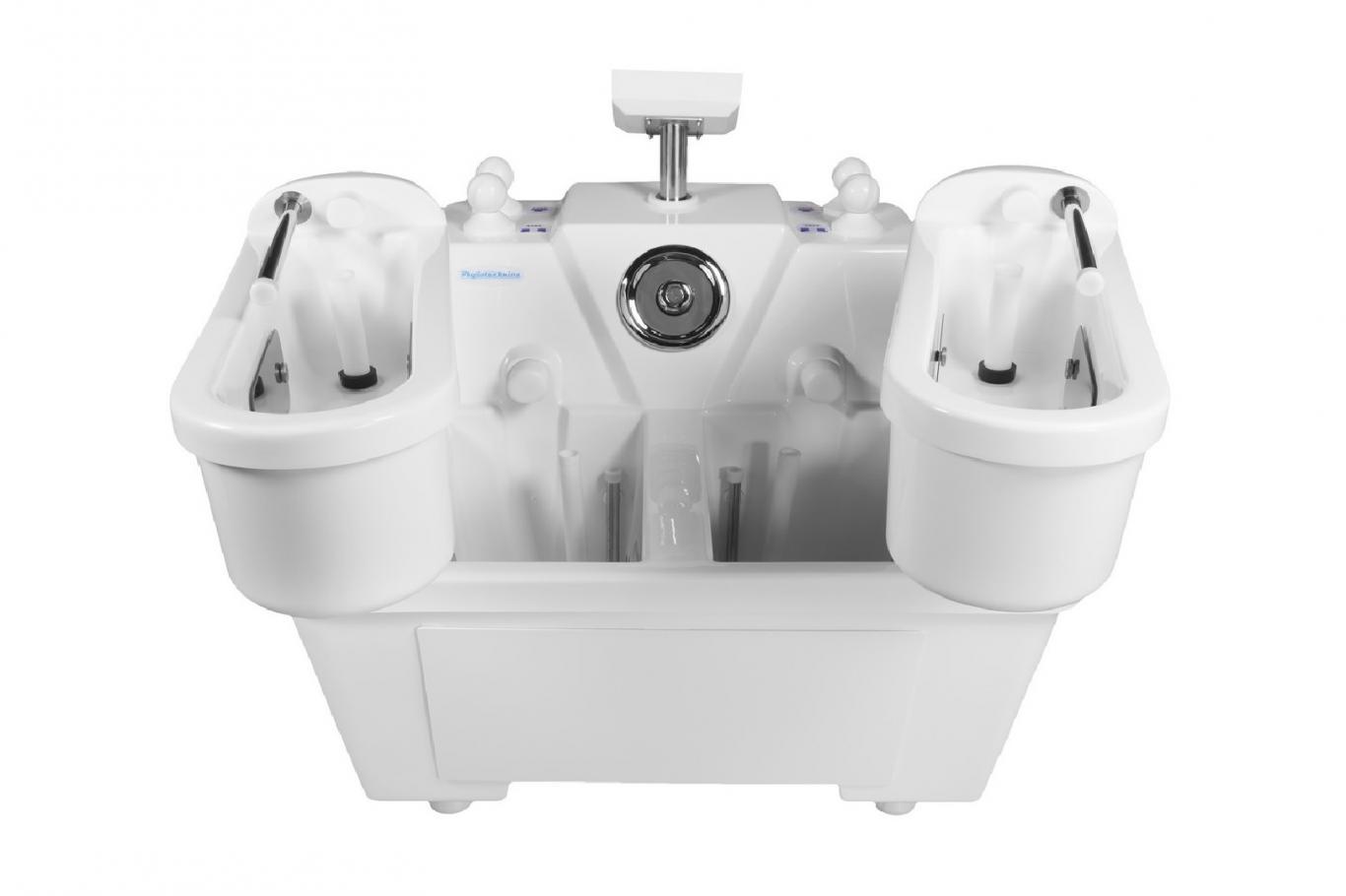 Ванна 4-х камерная Истра-4К струйно-контрастная гидрогальваническая (комбинированная)