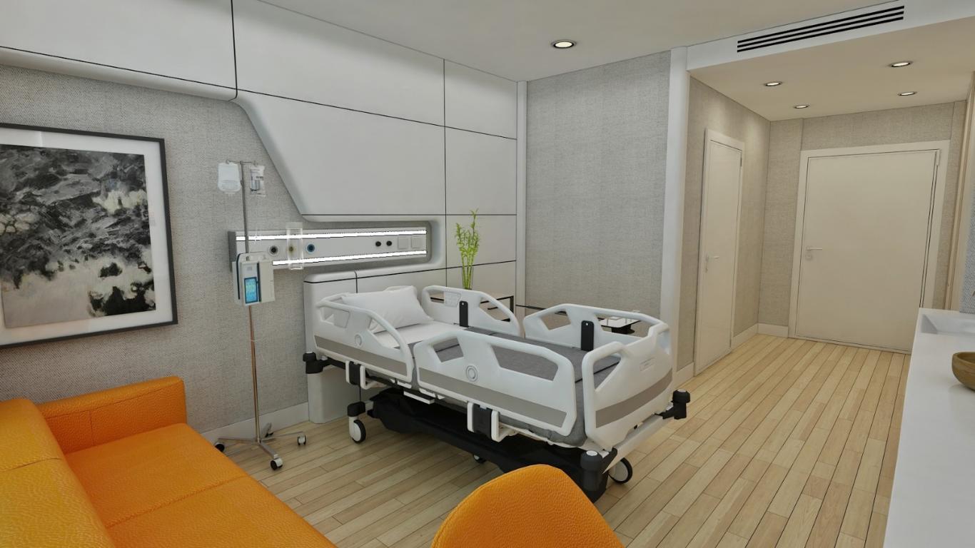Получено регистрационное удостоверение на Кровати пациента серии NITRO HB с электрическими и механическими приводами.