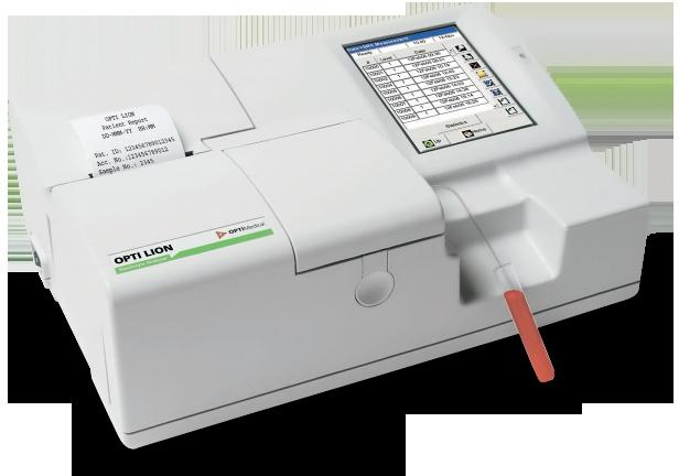 Анализатор OPTI LION для определения электролитов крови