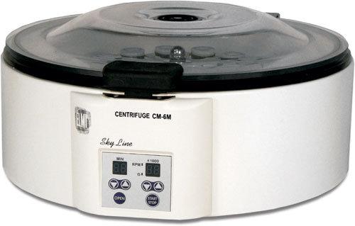 Центрифуга настольная СМ-6М