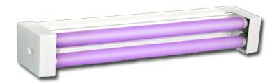 Облучатель бактерицидный с лампами низкого давления настенно-потолочный ОБНП 2х15-01 Генерис