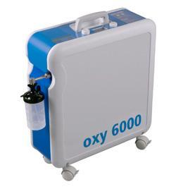Концентратор кислорода Bitmos ОXY (Битмос окси) 6000