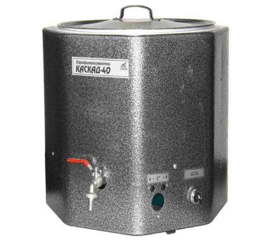Парафинонагреватель Каскад на 40 литров