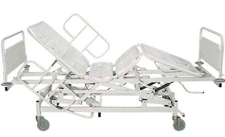 Кровать медицинская КМ-1