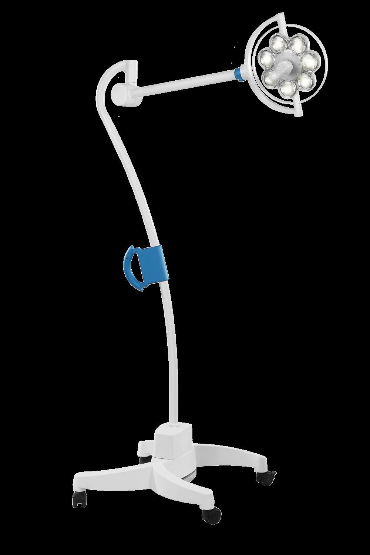 Светильник хирургический ЭМАЛЕД 200П передвижной